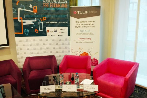 TULIP attending Cloud for business conference
