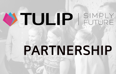 TULIP solutions cooperation with media partners