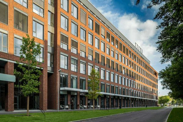 New offices - TULIP in Twin city