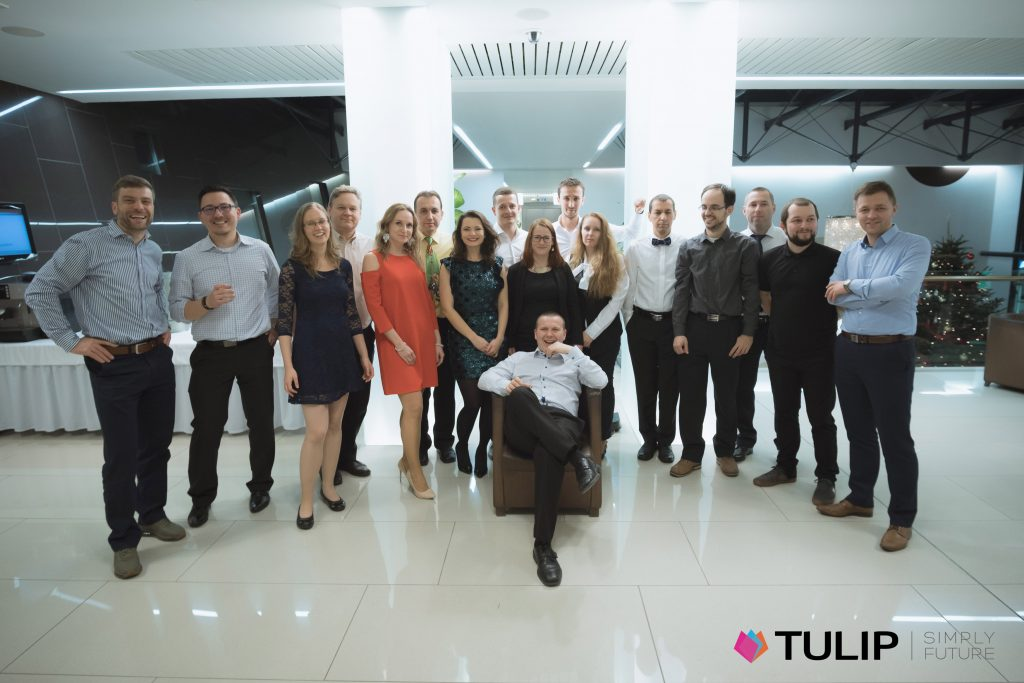 TULIP_Solutions_team_2017_christmas_party