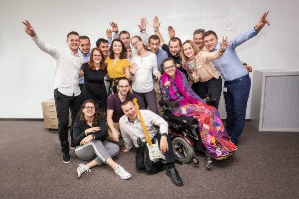 slovak it company tulip solutions team