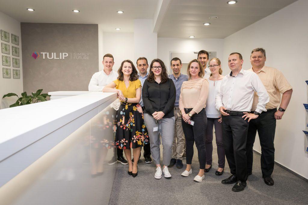 company cloud platform TULIP