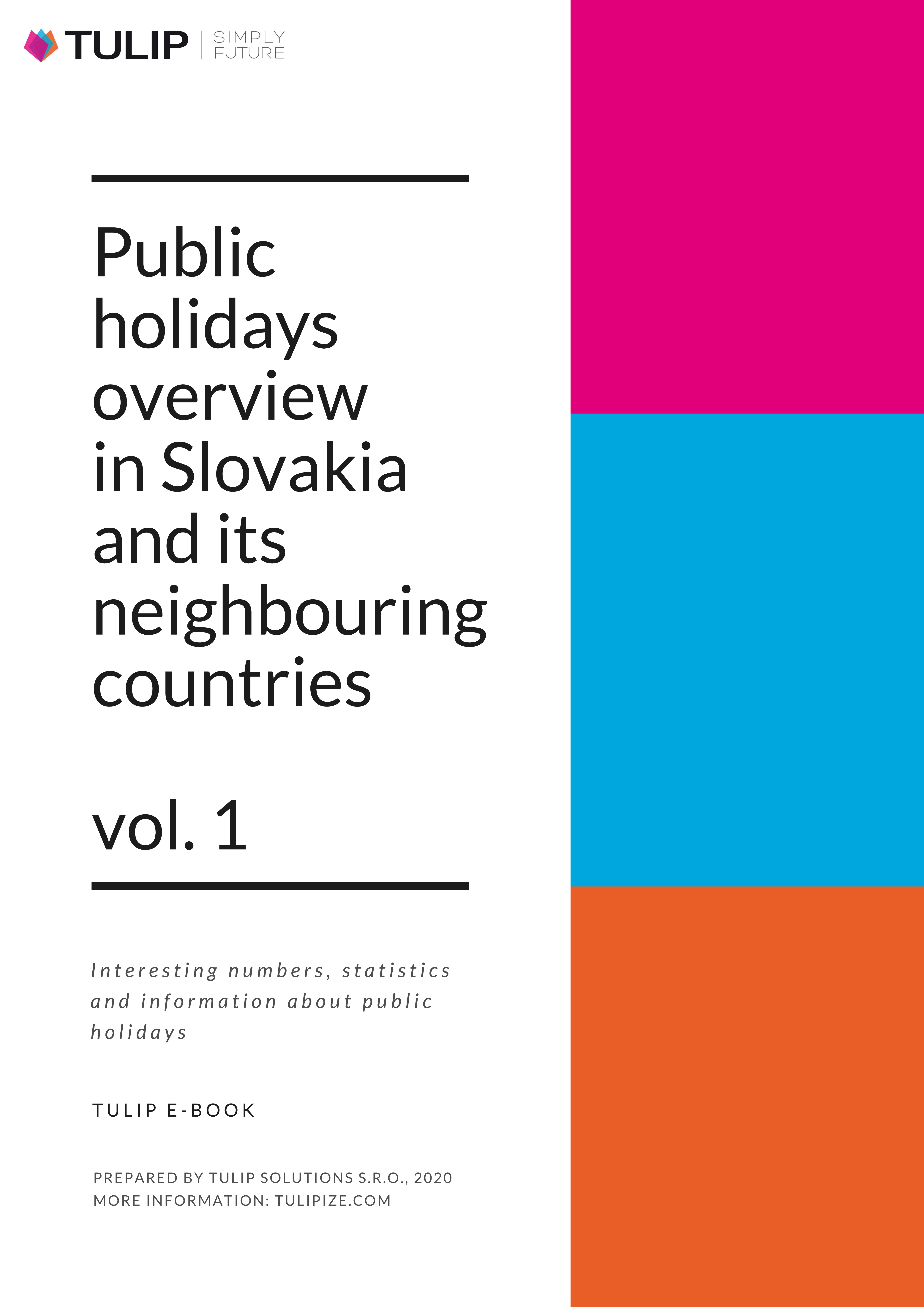 get free e-book about public holidays in slovakia, czechia, poland, hungary, austria and ukraine in 2021